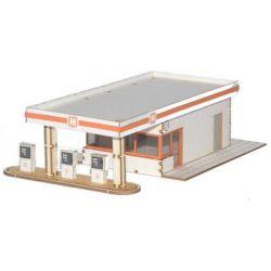 Stacja benzynowa CPN 1:87, A&S Projekt Zestawy