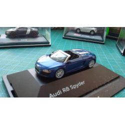 AUDI R8 Spyder 1/87 Audi Collection Wagony