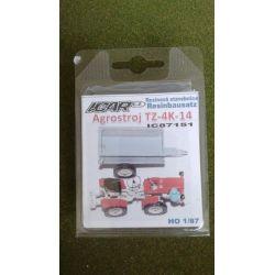 Agrostroj TZ-4K-14, I-Car 87151 Skarpetki