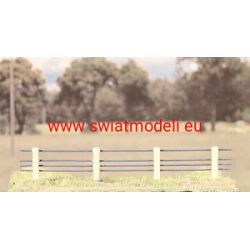 Barierki betonowe mostowe wz. II KoTeBi KTB087271 Pozostałe