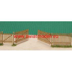 Brama drewniana II KoTeBi KTB087292