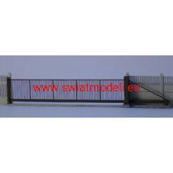 Brama wjazdowa suwana 5 m