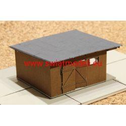 Budynek gospodarczy mały (papa) KoTeBi KTB087276  Torowiska