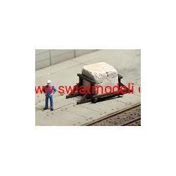 Ładunek blok kamienny KoTeBi KTB087501 Tabor kolejowy