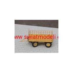 Przyczepy bagażowe WCN-2 KoTeBi KTB087101