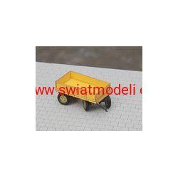 Przyczepy skrzyniowe WCN-2 KoTeBi KTB087105
