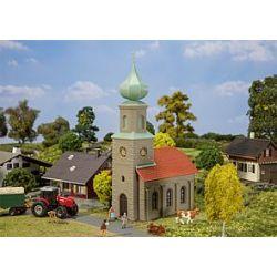 Kościół wiejski, FALLER 131308 Pozostałe