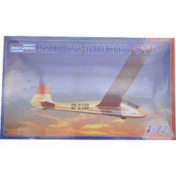 SZD-22-MUCHA STD, BRACIA DARSCY Wagony