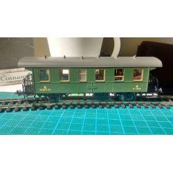 Wagon pasażerski 3 kl RENFE, ROCO 54332 Pozostałe