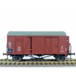 Exact-Train EX20761 Wagon towarowy kryty, PKP, Ep. III Drewniane