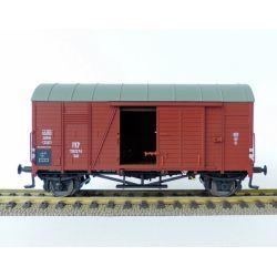Exact-Train EX20765 Wagon towarowy kryty Oppeln Kdt 118 574 z ładunkiem, PKP, Ep. III  Wagony