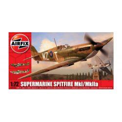 Supermarine Spitfire MkI/MkIIa AIRFIX Inne systemy