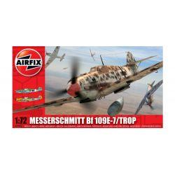 Messerschmitt Bf 109 E-7/TROP, AIRFIX Statki powietrzne