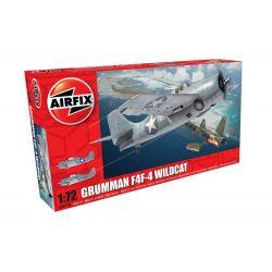 Grumman F4F-4 Wildcat AIRFIX Wagony