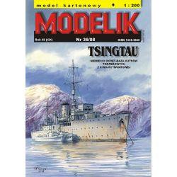 TSINGTAU 1/200 MODELIK 0836 Wagony