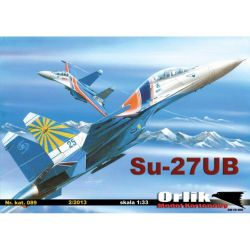 SU-27 UB 1/33 ORLIK 089 Inne systemy