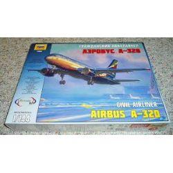 AIRBUS A-320, ZVEZDA Pozostałe