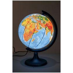 Globus 250mm Fizyczny podśw. Zachem  101-500 elementów