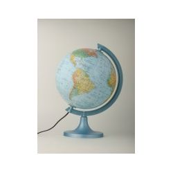 Globus 250mm Politycz-Fizycz. podśw. Zachem  Dla Dzieci
