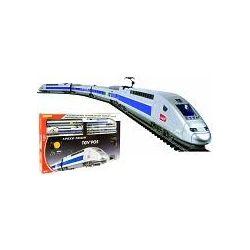 ZESTAW STARTOWY TGV POS, MEHANO H0 Zestawy