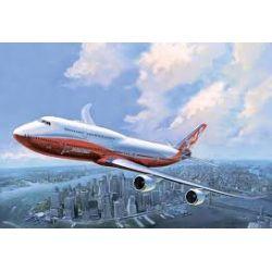 BOEING 747-8, ZVEZDA 7010 101-500 elementów