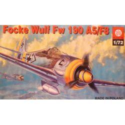013 Focke-Wulf Fw-190 A5/F8, ZTS PLASTYK Pozostałe