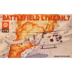 019 BATTLEFIELD LYNX AH.7, ZTS PLASTYK Statki powietrzne