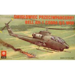 022 BELL AH-1 COBRA Q/S MOD, ZTS PLASTYK Statki powietrzne