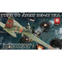 055 AICHI D3-A1 VAL, ZTS PLASTYK Lokomotywy