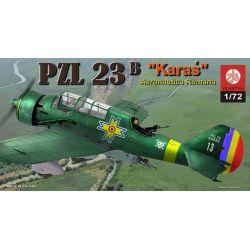 065 PZL 23B KARAŚ, ZTS PLASTYK Materiały modelarskie