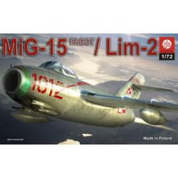 067 MiG-15 FAGOT/Lim-2, ZTS PLASTYK Lokomotywy