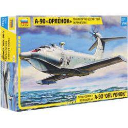 A-90 ORLYONOK, ZVEZDA 7016 Zestawy
