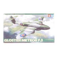 GLOSTER METEOR F.3, TAMIYA 61083 Materiały modelarskie