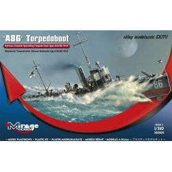 A86 MIRAGE HOBBY 350506 Globusy