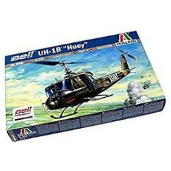 BELL UH-1B HUEY, ITALERI 040 HO - 1:87