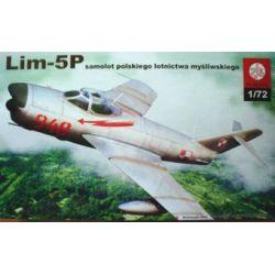 029 Lim-5P ZTS PLASTYK skala 1:72