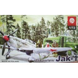 031 Jakowlew JAK 1, ZTS PLASTYK Lotnictwo