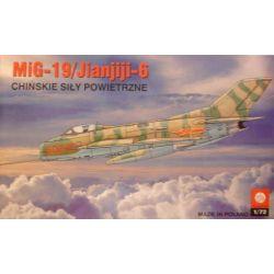 023 Mig-19/Jianjiji-6, ZTS PLASTYK Wagony