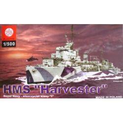 """040 HMS """"Harvester"""", ZTS PLASTYK Skarpetki"""