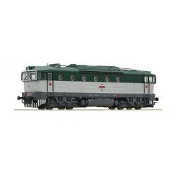 lokomotywa spalinowa T478.3 CSD, Roco 72050