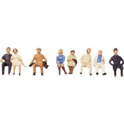 Osoby siedzące II, 150702 Wagony