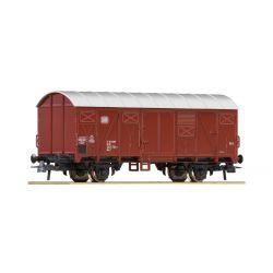 Wagon towarowy kryty, DB, ROCO 56067 Wagony