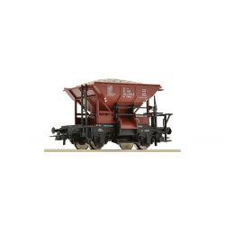 Wagon szutrówka typ Fd (Wdda), ROCO 56244 Wagony