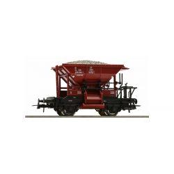 Wagon szutrówka typ Fd (Wdda), ROCO 56250  Rodzinne