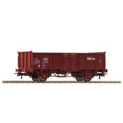 Wagon węglarka CD Cargo, ROCO 56274 101-500 elementów