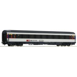 Wagon Pasażerski kl.1, Roco 54166 Wagony
