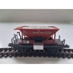 Wagon szutrówka , ARNOLD 0468 Pozostałe