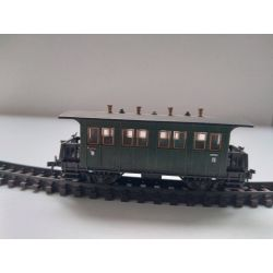 Wagon Pasażerski, MINITRIX 101-500 elementów