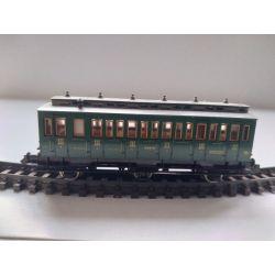 Wagon Pasażerski, FLEISCHMANN 101-500 elementów