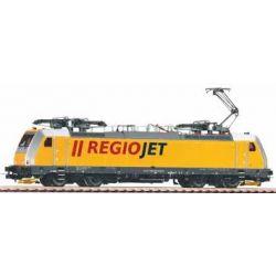 Elektrowóz BR 386 Regiojet, PIKO z dekoderem jazdy Kolekcje